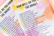 PRINT IT / Discover printables and freebies to help with everything from organizing your wedding or DIY decor for your home. Including planners, labels, templates, stickers, stencils and stationery.