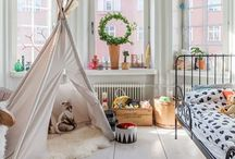 Evelyn's Room / by Olivia {Simply Olivia}