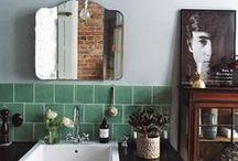 Salle de bain - Bathroom / Comment avoir une salle de bain design et tendance ! #Salledebain #Bathroom #Déco #Tendance #Inspiration #Home #Intérieur #Design