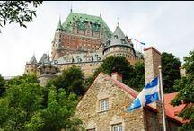 ( QUÉBEC )  Qc.- Canada / by ( Totek )