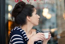 Paris Cafés / Cafe life in Paris