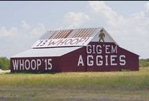 gig em baby!! / devoted to my Texas A&M Aggies!