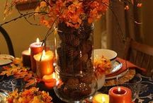 Center of Attention / Design inspiration for amazing centerpieces.