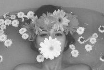 Ophelia Underwater.