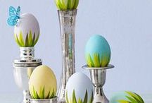 Elegant Eggs / The most fabulous eggs to be found