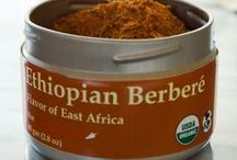 TTS Co. - Ethopian Berbere / Ethiopian Berberé is a hot and flavorful mix of more than a dozen ingredients.  It can be used as a dry or wet rub on roasted meats or tofu.  Add it to stews and sauces for a bold and full flavor profile.  Subtle flavored dishes such as beans, lentils and potatoes will be transformed into a true delight.  This is a hot spice which can be used judiciously or with recklessness depending on your mood.