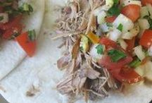 A Trim Healthy Family Crock Pot Meal / by Julie Carns