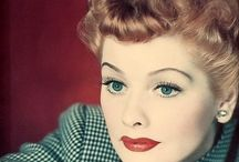 Funniest Actress and Show / Lucille Ball / by Teresa Christolear