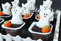 Halloween Treats / by Maggie Spikberg