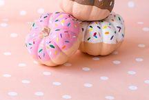 PRETTY LITTLE PUMPKINS / A halloween special board  / by BESPOKE BRIDE