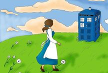 Doctor Who / by Dana Sheehan