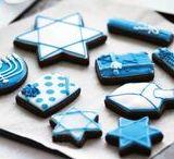 Happy Hanukkah / Haute Hanukkah inspiration for eight fabulous nights.