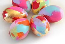 EGG-STATIC! / Find your next Easter egg DIY. From handmade chocolates eggs to decorating ideas and designs.
