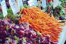 Kalamazoo Farmer's Market / Farmer's Market, fresh food, farm to table, community  / by Discover Kalamazoo