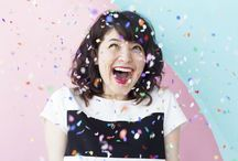 FUN-FETTI! / Discover confetti DIY's and inspiration for your wedding or event.