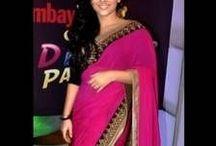 Best of Vidya Balan sarees / Best collection of sarees by Vidya Balan  http://bit.ly/1Tqm6F1