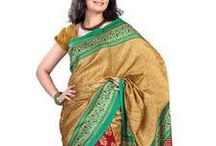 Top-of-the-line Sarrees / Check out the streamlined collection of sarees only at http://bit.ly/1VgA6pD