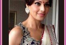 Bipasha Basu collection / Best of ethnic wear by Bipasha Basu! Order now - http://bit.ly/1Y28CF2