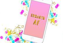 DRESS YOUR TECH / iPhone, desktop, wallpapers, tech, design, style, fashion, pattern, print, quotes, mobile