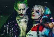 The Joker & Harley