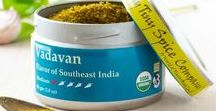 Vadavan / An onion based curry blend from Southeast India, Vadavan is a rich and flavorful curry blend sometimes called Vadouvan or French Curry that has recently emerged into European and American cooking.  It has a full flavor and mild heat that is a great complementary addition to our selection of Indian spice blends.