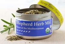 Shepherd Herb Mix / Shepherd Herb Mix will enhance the flavor of any food.  It can be used to give just a hint of aromatics or added with abandon to bring a fresh and full herb profile to your food. We love to add it to ground meats, pasta dishes, and salad dressings. During the long Vermont winter, Shepherd gives us a taste of warmth and sunshine.