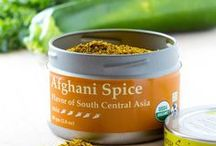 Afghani Spice / Afghani Spice is created fro the spices commonly used in the cuisine of South Central Asia. It is a very flavorful and complex blend of spices, reminiscent of an Indian curry, but without the chili pepper heat popular in Southern and Eastern Asia.