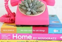 CRAFT HOUSE / Discover easy budget DIY's and Ideas for the home.