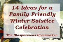 Winter / by The Blasphemous Homemaker