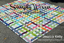 Quilting / by Jodi Bonjour  (Sew Fearless)