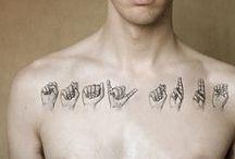 Tattoos / by Allicyn ical
