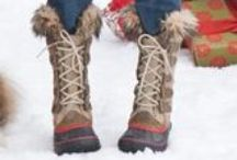 shoes and boots. / by B E C K Y . L E W I S