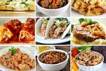 Entree Idea Lists / Pins that include multiple forms of entrees on one site. / by Lisa Giamette