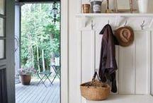 laundry room/mudroom musts. / by B E C K Y . L E W I S