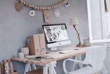 Office/Craft Room. / by B E C K Y . L E W I S