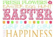 Holiday.... Easter / by Mariah Baye