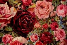 FLORAL-wind, flower prints