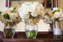 Brocade Bouquets / Lovely bouquets by Nashville floral event designers, Brocade Designs / by Hillary Yeager