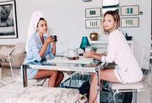 CLC Dream Diary: Girls Girls Girls / Those stylish and trendsetting girls who wear COREY