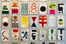 Abstract Art - Shapes