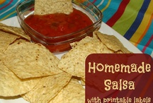 Super Bowl / Amazing recipes for your Super Bowl Party (or any game day!)
