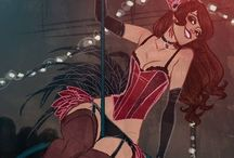 Fashion - Burlesque / by Edith Chartier