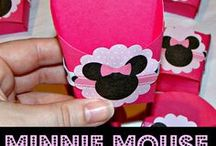 Minnie Birthday Party / Ideas for a Minnie Mouse party