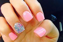 Nails :) / by Leilani & Diana