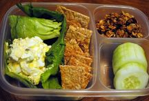 Lunch Ideas for School or Home / by Lisa Giamette