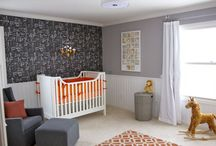 Future baby room :) / by Leilani & Diana