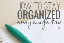 organizing my junk / by Leilani & Diana