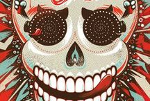 Skull&Cie / by La Pompadour