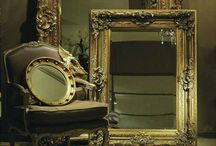 Mirror mirror on the wall / by Rita Hagen