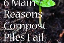 Compost and Vermiculture / by The Blasphemous Homemaker